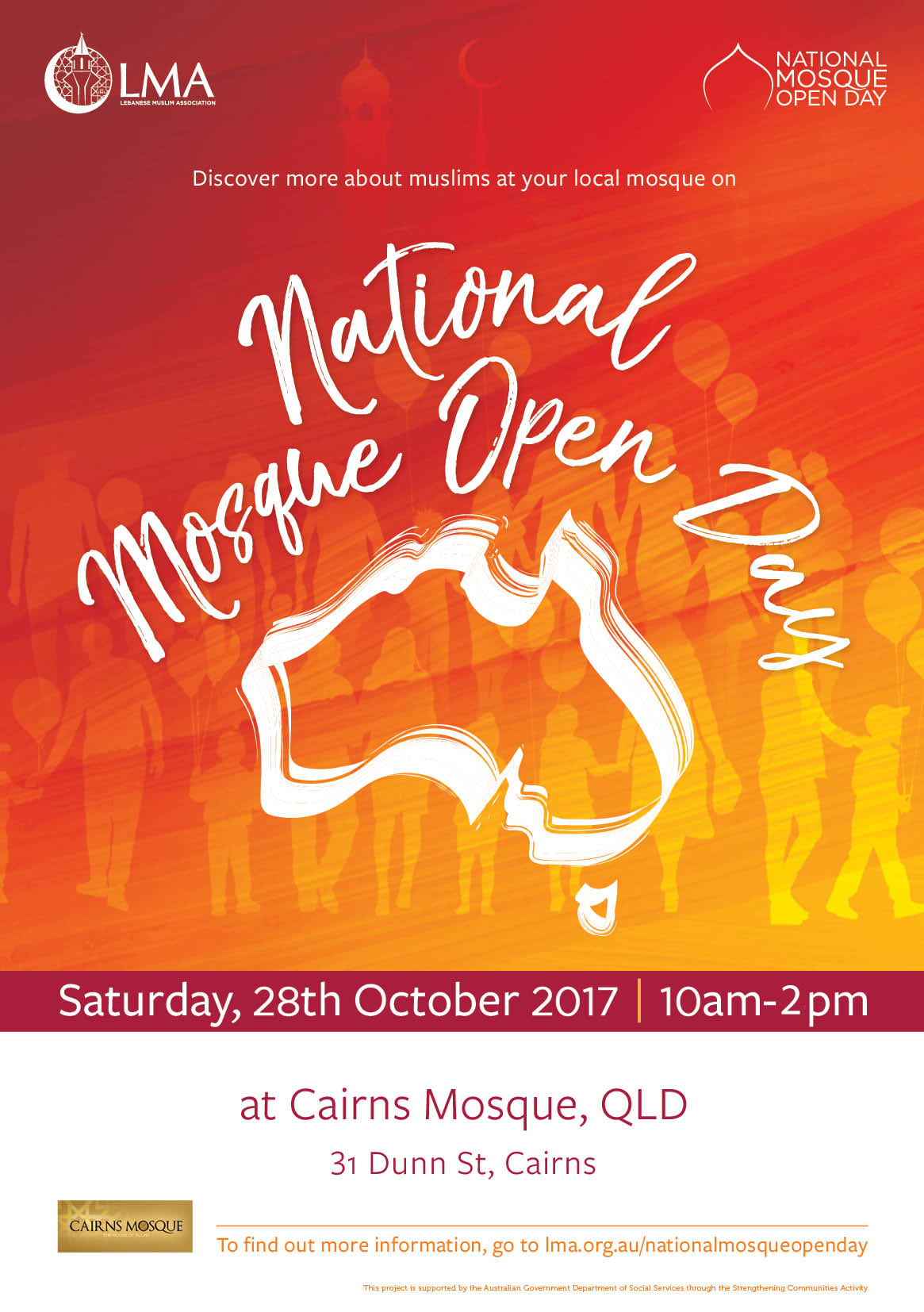 Cairns Mosque Open Day 2017